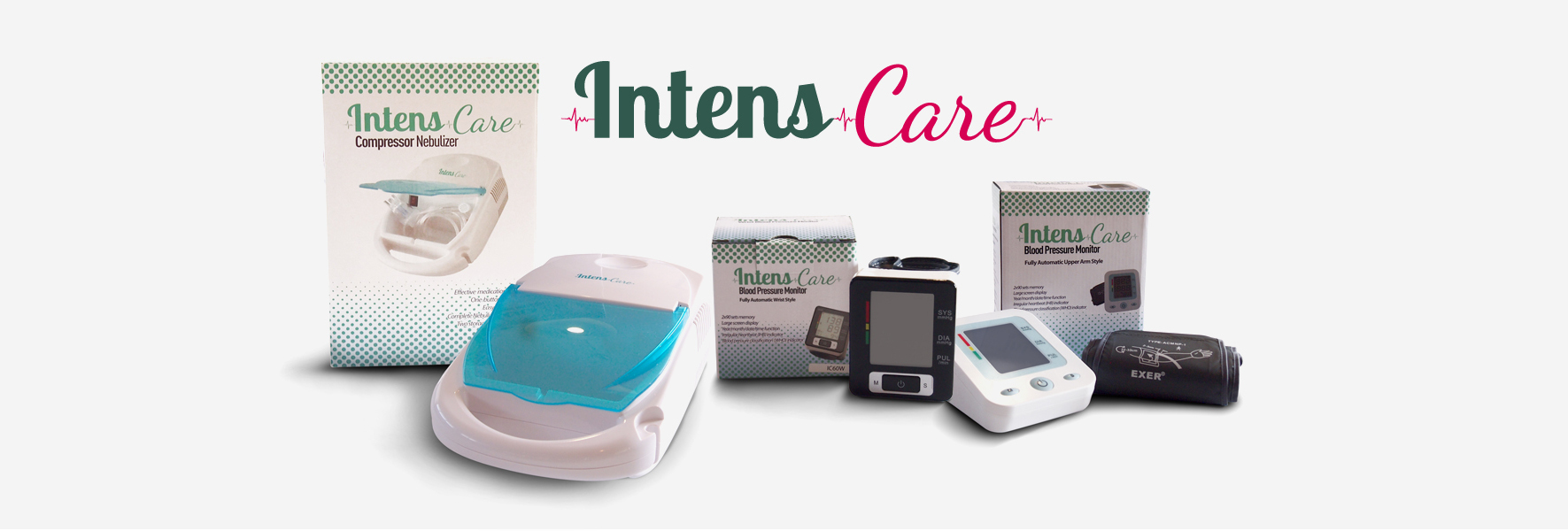 Intense care banner